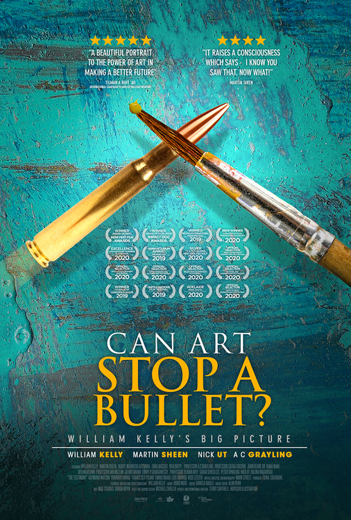 Can Art Stop a Bullet? (1-Year Rental)