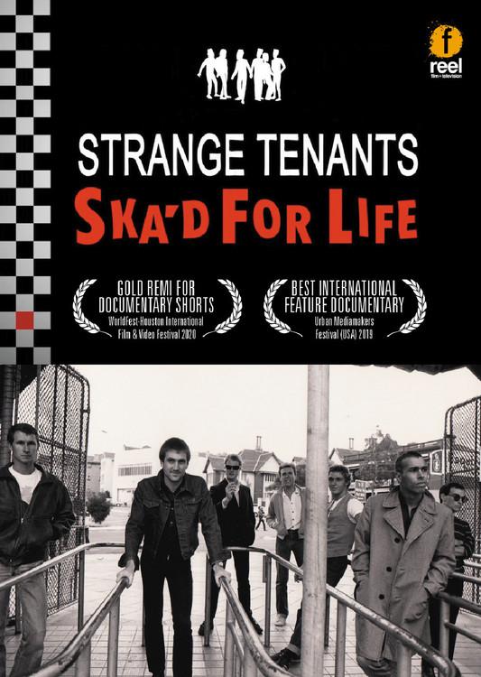 Strange Tenants Ska'd For Life (1-Year Rental)