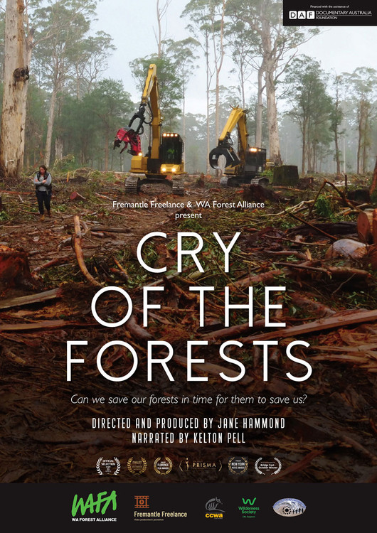 Cry of the Forests (30-Day Rental)