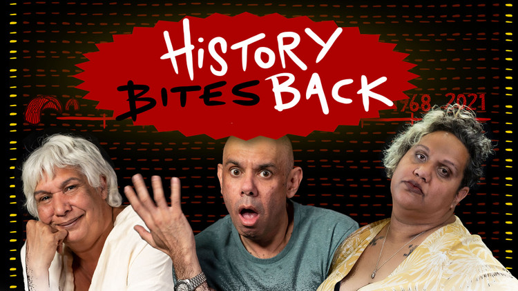 History Bites Back - Feature Film (30-Day Rental)