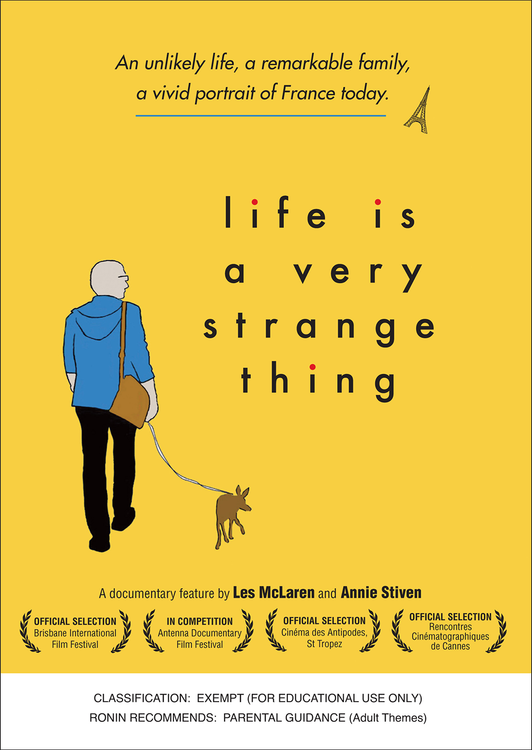 Life is a Very Strange Thing (1-Year Rental)