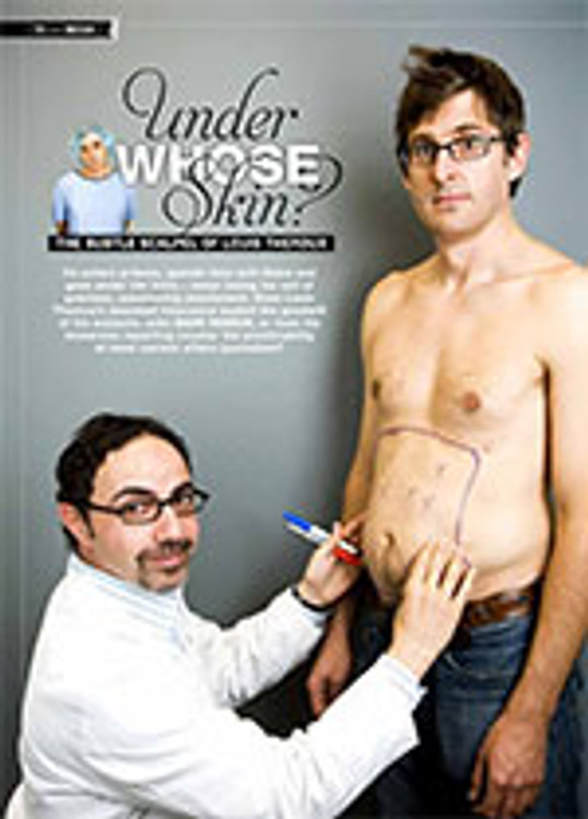 Under Whose Skin?: The Subtle Scalpel of Louis Theroux