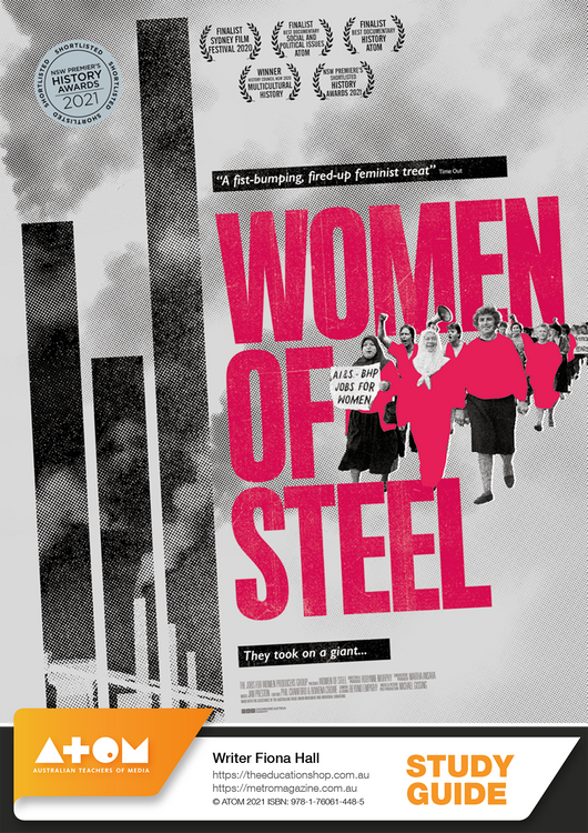 Women of Steel (ATOM Study Guide)