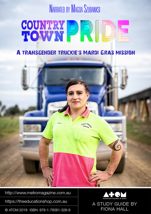 County Town Pride (ATOM Study Guide)