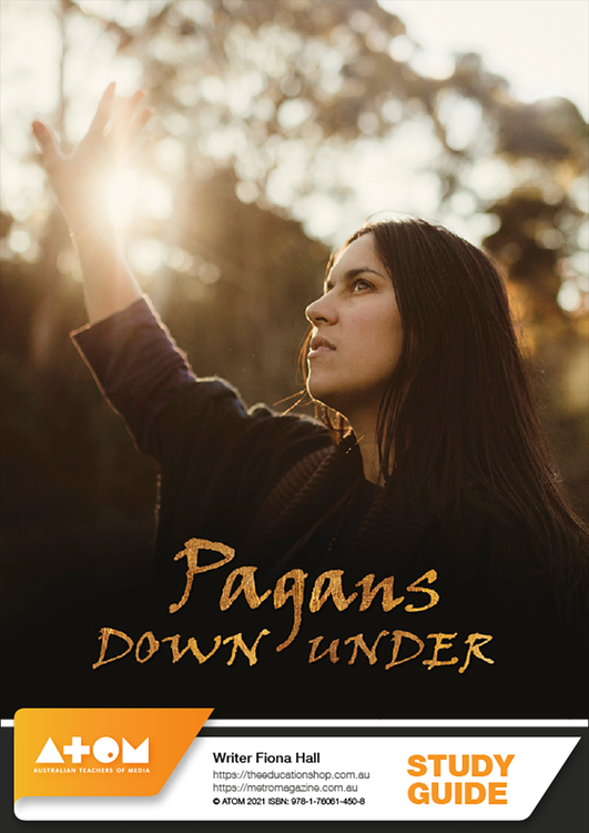 Pagans Down Under (ATOM Study Guide)
