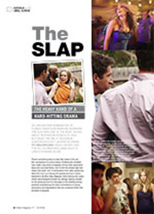<i>The Slap</i>: The Heavy Hand of a Hard-hitting Drama