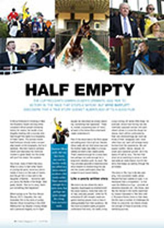 Half Empty: <i>The Cup</i>