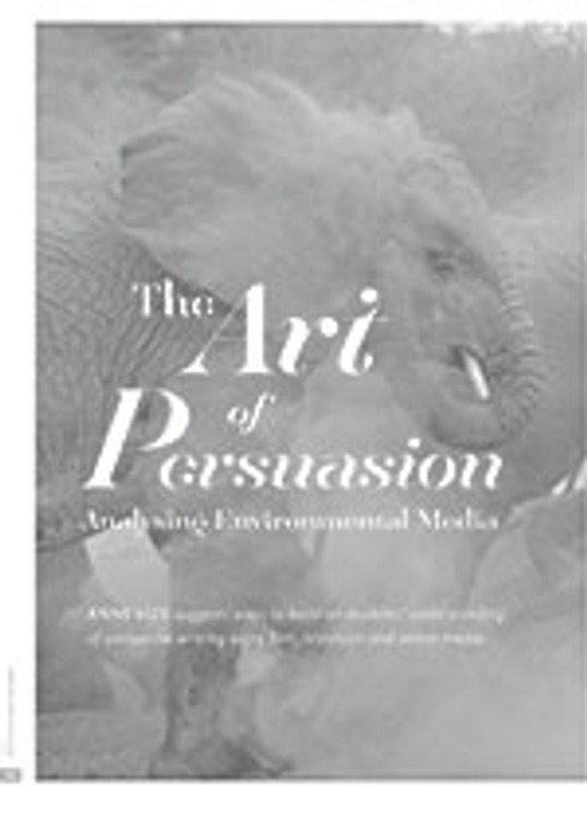 The Art of Persuasion: Analysing Environmental Media