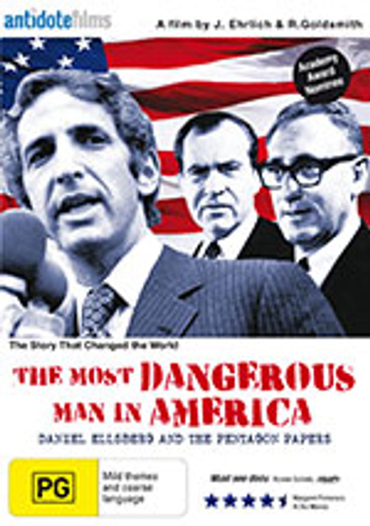 Most Dangerous Man in America, The
