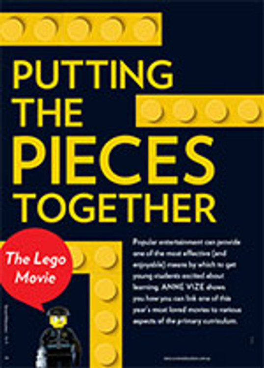 Putting the Pieces Together: <em>The Lego Movie</em>