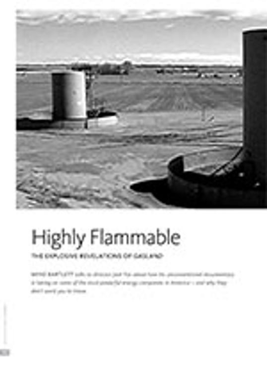 Highly Flammable: The Explosive Revelations of <i>GasLand</i>