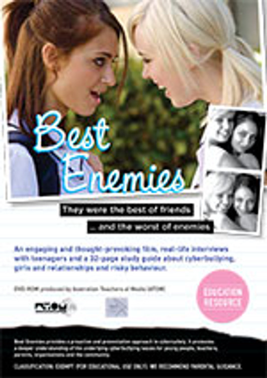 Best Enemies DVD-ROM