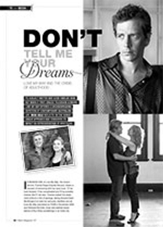 Don? Tell Me Your Dreams: <i>Love My Way</i> and the Crisis of Adulthood