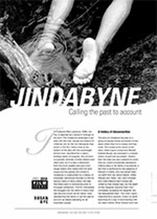 <i>Jindabyne</i>: Calling the Past to Account