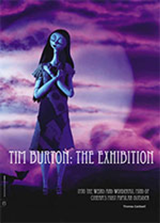 <i>Tim Burton: The Exhibition</i>: Into the Weird and Wonderful Mind of Cinema? Most Popular Outsider