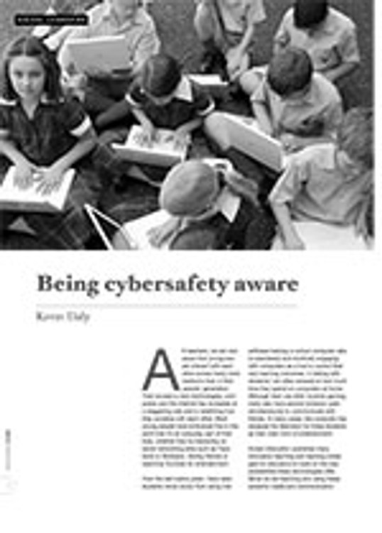 Being Cybersafety Aware