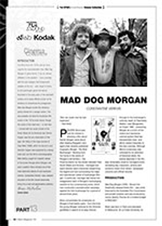 The NFSA? Atlab/Kodak Cinema Collection: <i>Mad Dog Morgan</i>