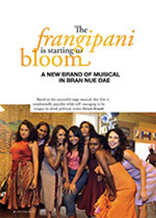 The Frangipani is Starting to Bloom: A New Brand of Musical in <i>Bran Nue Dae</i>