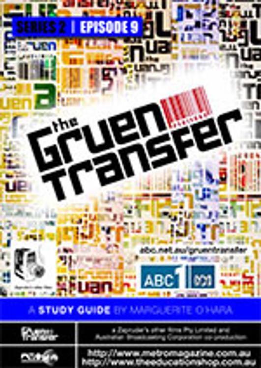 Gruen Transfer, The ?Series 2 Episode 09