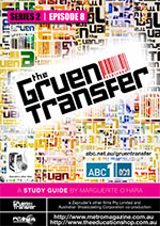 Gruen Transfer, The ?Series 2 Episode 08