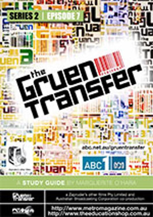Gruen Transfer, The ?Series 2 Episode 07
