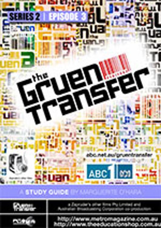 Gruen Transfer, The ?Series 2 Episode 03