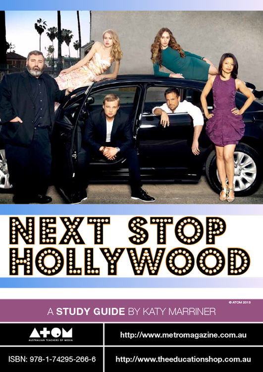 Next Stop Hollywood (ATOM Study Guide)