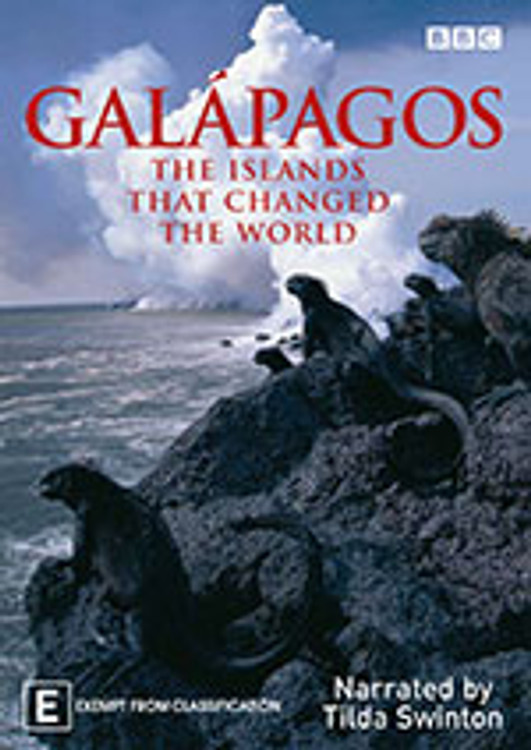Gal?agos: The Islands that Changed the World