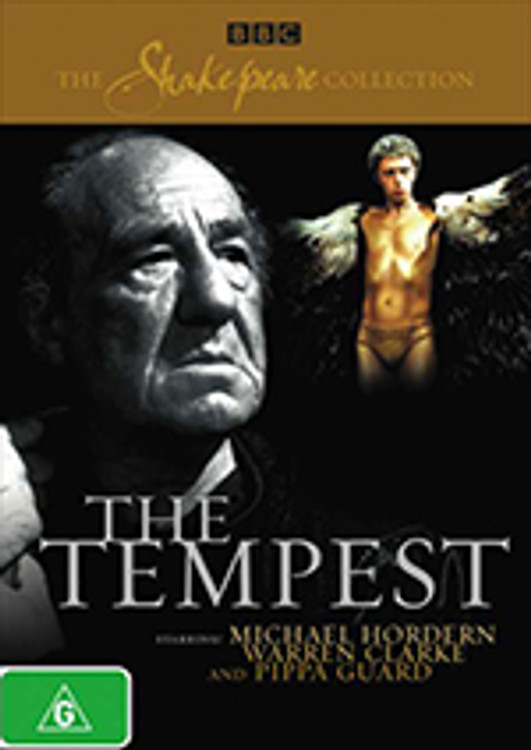 BBC Shakespeare Collection: The Tempest