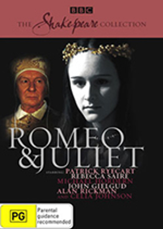 BBC Shakespeare Collection: Romeo and Juliet