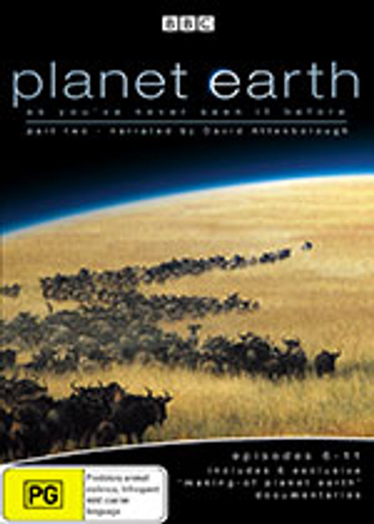 Planet Earth (part 2)
