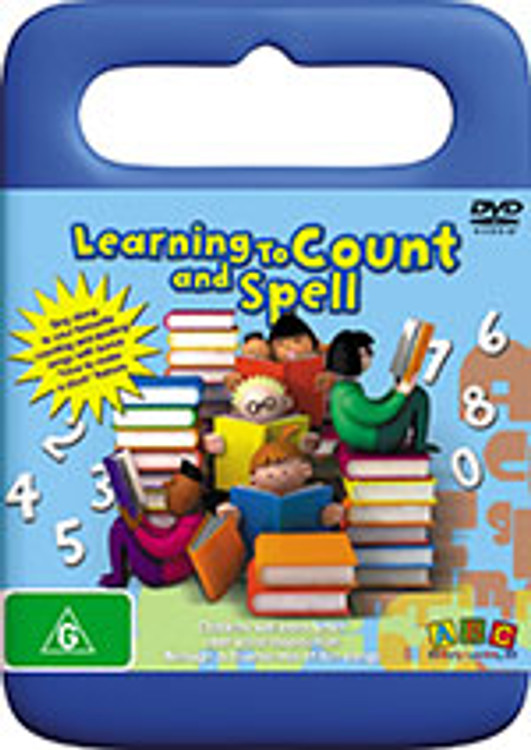 Learning to Count and Spell