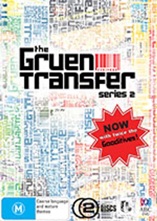 Gruen Transfer, The (series 2)