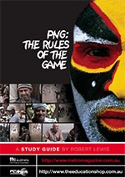 PNG: The Rules of the Game