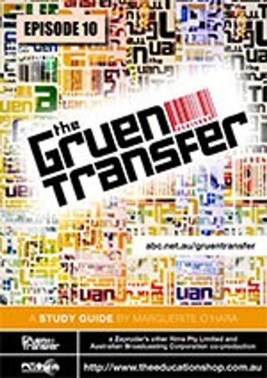 Gruen Transfer, The ?Series 1 Episode 10