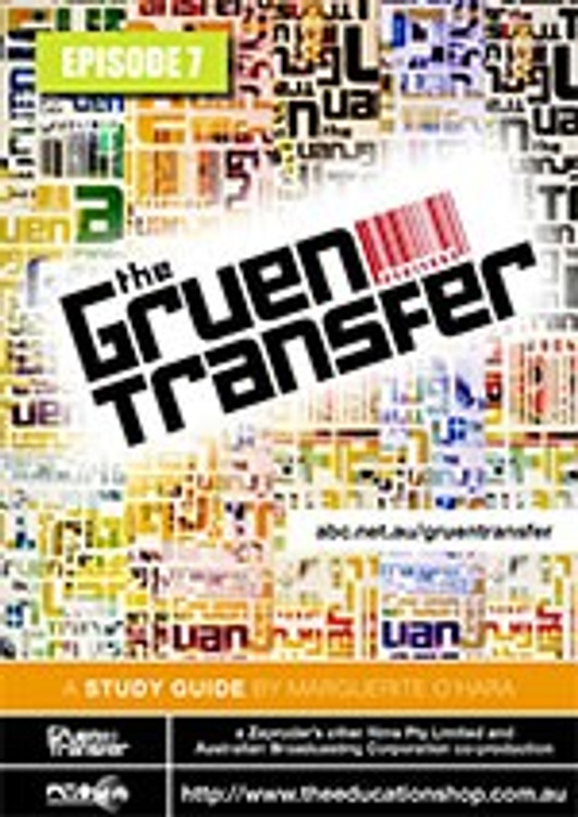 Gruen Transfer, The ?Series 1 Episode 07