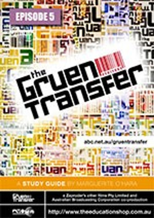 Gruen Transfer, The ?Series 1 Episode 05