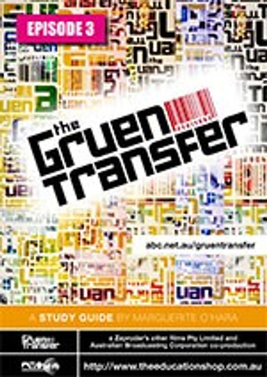 Gruen Transfer, The ?Series 1 Episode 03