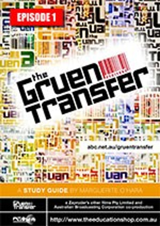 Gruen Transfer, The ?Series 1 Episode 01