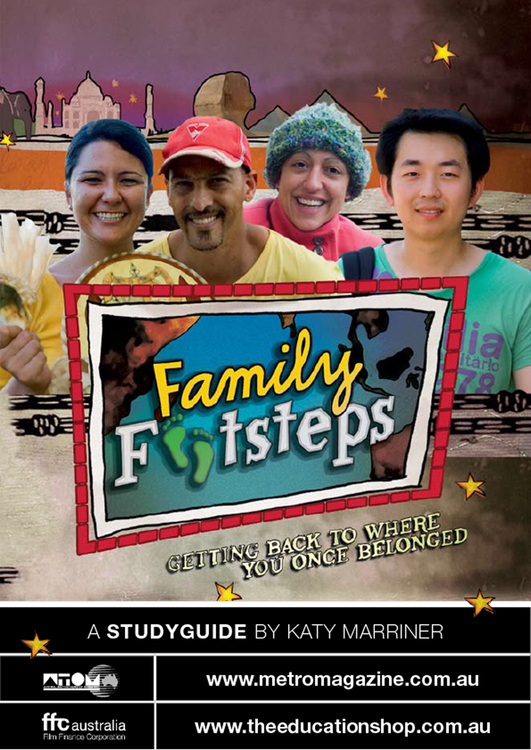 Family Footsteps - Series 2 (ATOM Study Guide)
