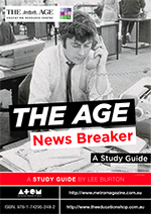 Age News Breaker, The