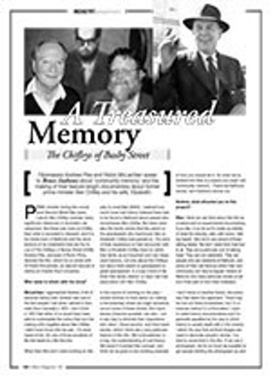 A Treasured Memory: <i>The Chifleys of Busby Street</i>