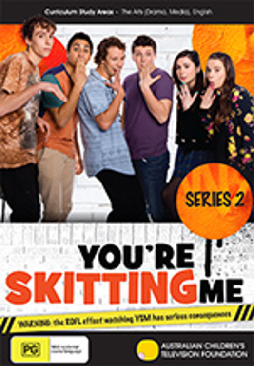 You're Skitting Me - Series 2