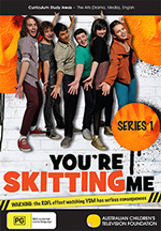 You're Skitting Me - Series 1