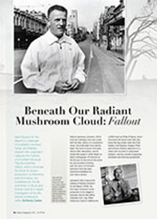 Beneath Our Radiant Mushroom Cloud: <em>Fallout</em>