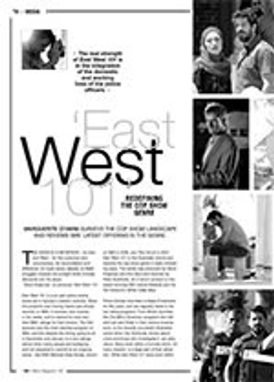 <i>East West 101</i>: Redefining the Cop Show Genre