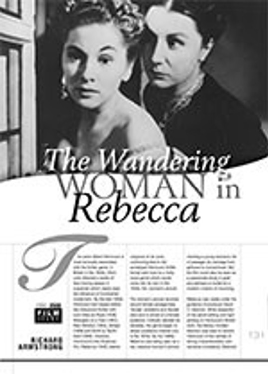 The Wandering Woman in <i>Rebecca</i>