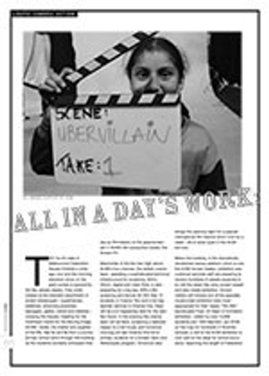 All in a Day? Work: Screen Production at ACMI