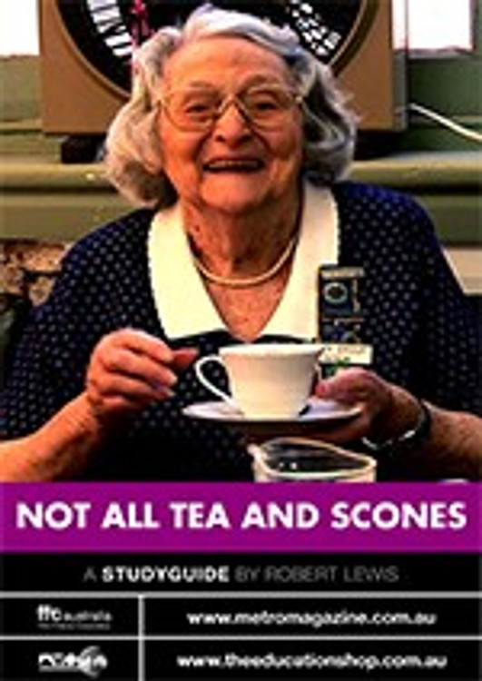 Not All Tea and Scones