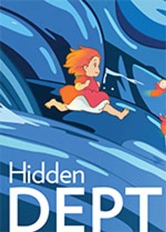 Hidden Depths: A <em>Ponyo</em> study guide